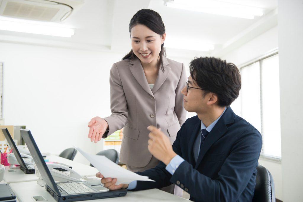 職場の気になる人にアプローチする方法