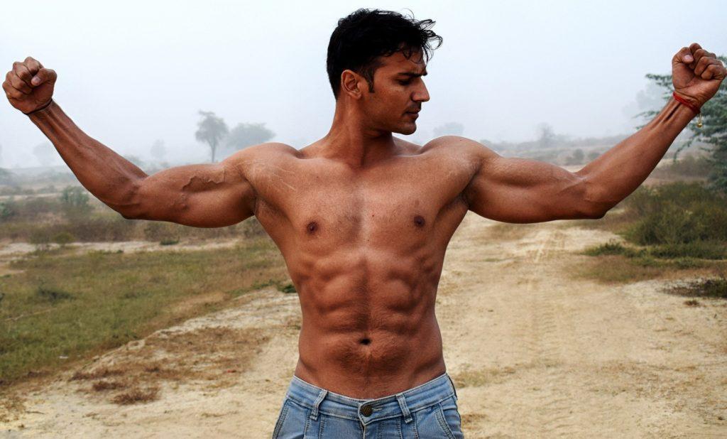 筋肉 彼氏